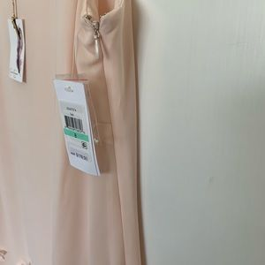 2cb17af8679 Jessica Simpson Dresses - Jessica Simpson Pale pink cocktail dress. Sz 8